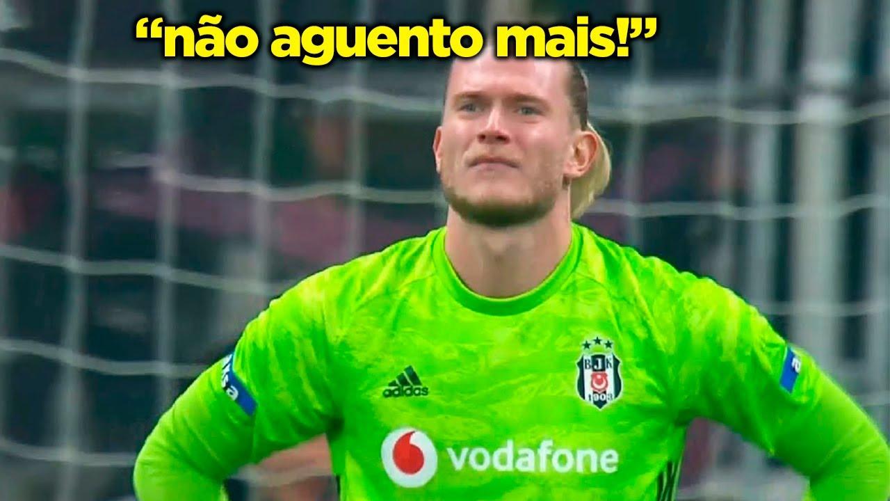 COITADO DO KARIUS!!! 2021 E O KARIUS AINDA TÁ FAZENDO M*** COMO GOLEIRO!!