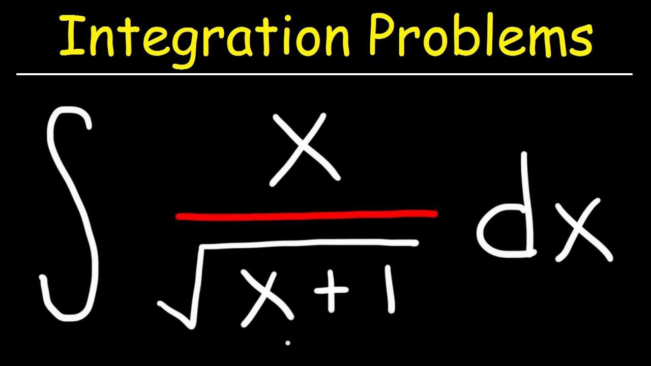 Integral of x/sqrt(x+1)