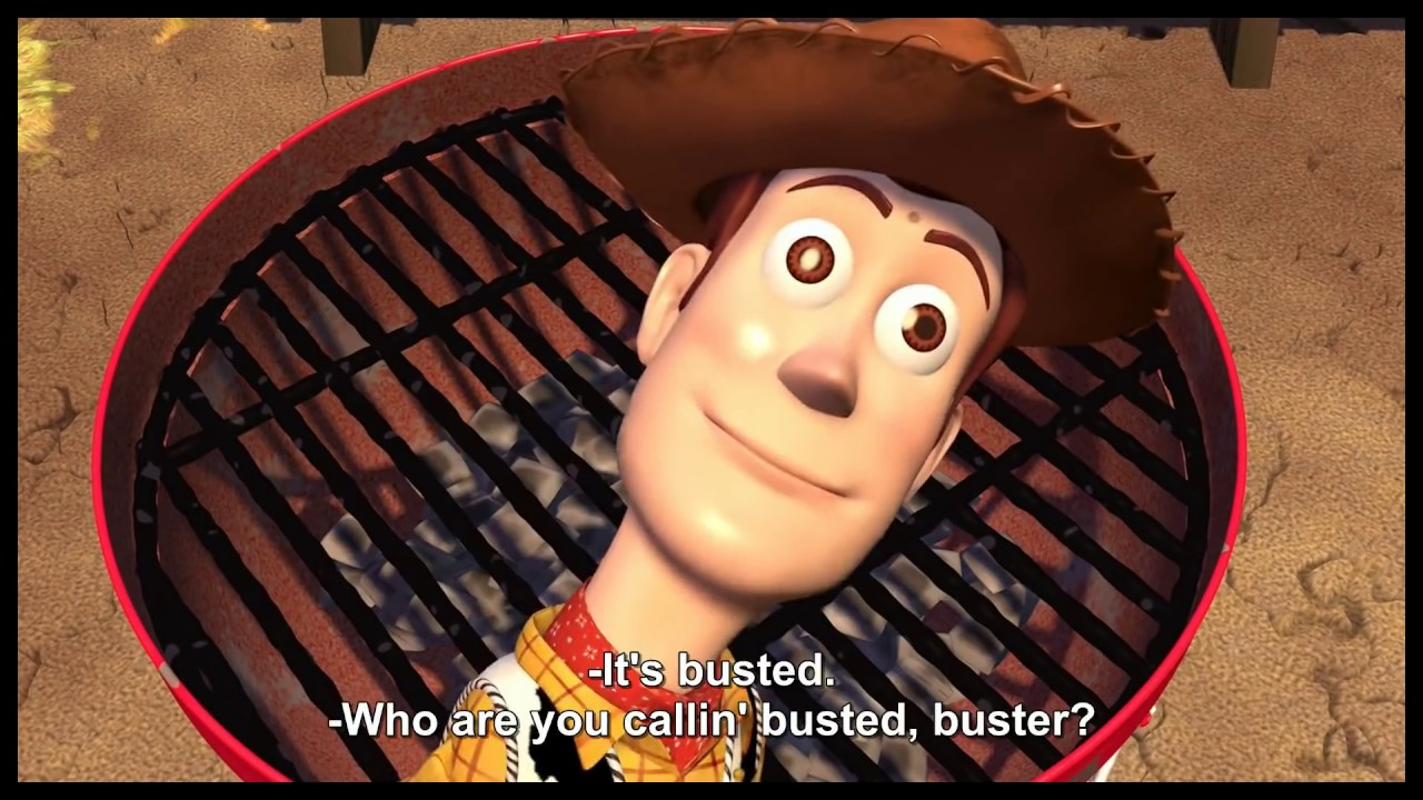 Toy Story Sid Learns A Lesson Youtube