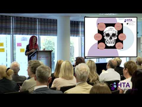 Carla Valentine -  HTA conference 2017 'Conversations around death and dying' streaming vf