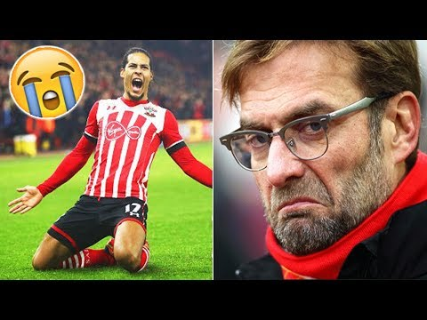WTF LIVERPOOL END VAN DIJK INTEREST & APOLOGISE TO SOUTHAMPTON | MY REACTION & THEORIES