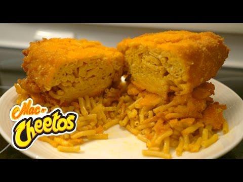 Most Epic Mac N' Cheetos (7,000+ Calories)