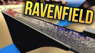 The Great Battle of Hoover Dam - Nuketown in Ravenfield - New Maps! - Ravenfield Gameplay