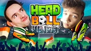 Jsem lepší než Vendali? | Online Head Ball [MarweX&Vendali]
