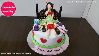 bachelor party hen party bachelorette or funny birthday cake design ideas decorating tutorial