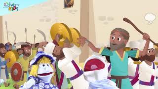 JOSUE E A TERRA PROMETIDA | Shalom Kids