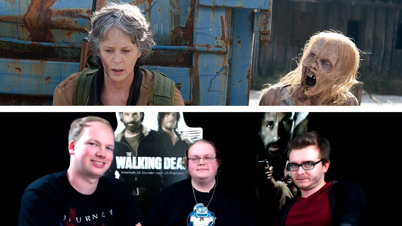 the walking dead 6x16 last day on earth serienjunkies podcast live bei twitch youtube. Black Bedroom Furniture Sets. Home Design Ideas