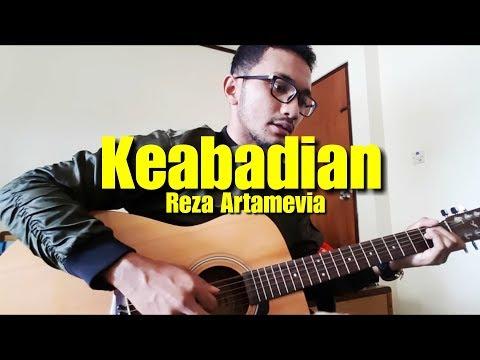 Reza Artamevia - KEABADIAN (Gerry Mathias Cover)