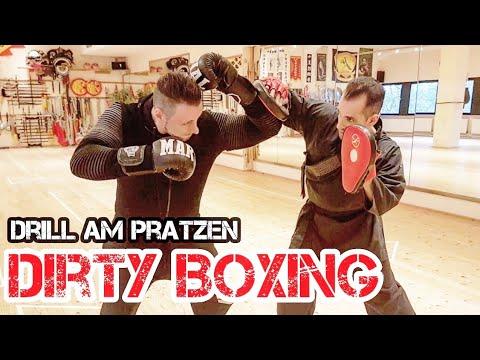 Dirty Boxing für die Straße in der Selbstverteidigung | KAMPFKUNST LIFESTYLE