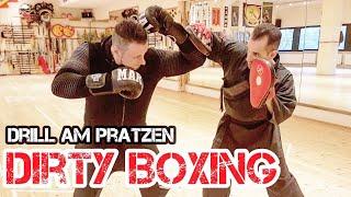 Dirty Boxing für die Straße in der Selbstverteidigung   KAMPFKUNST LIFESTYLE