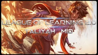 [ITA-GUIDA] TALIYAH VS ORIANNA - TALIYAH MID - League Of Legends