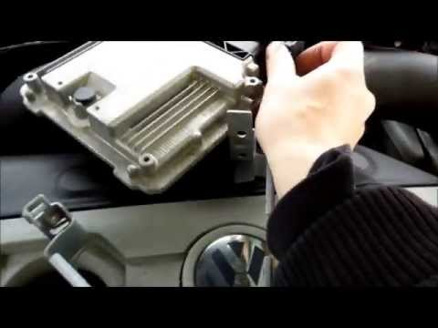 HOW TO REMOVE OR REPLACE YOUR ECU VW GTI MARK 6