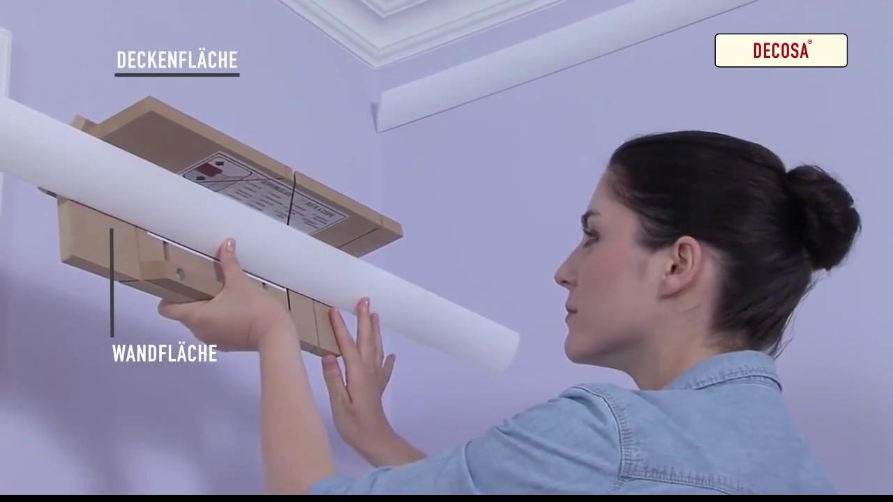 Goulotte Pour Plafond decosa : installer des moulures pour rubans led