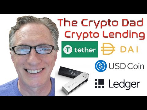 How to Lend Crypto Through Ledger Live Using Compound & Stable Coins