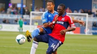 HIGHLIGHTS: Chicago Fire vs. San Jose Earthquakes | July 3, 2013