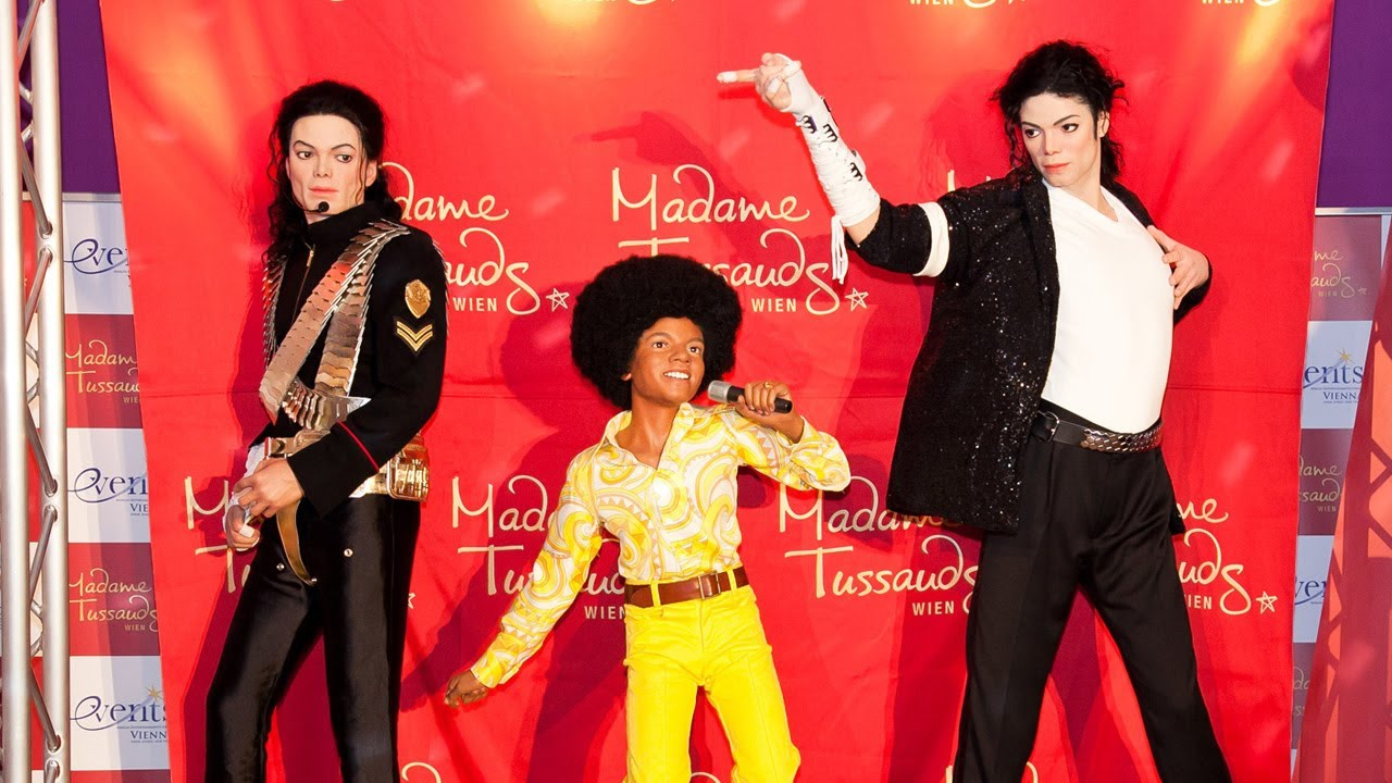 Dreifacher King of Pop: Michael Jackson bei Madame ...