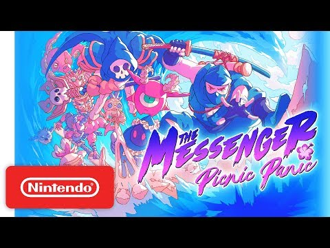 The Messenger: Picnic Panic DLC - Launch Trailer - Nintendo Switch