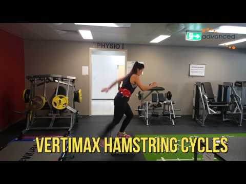 VERTIMAX HAMSTRING CYCLES