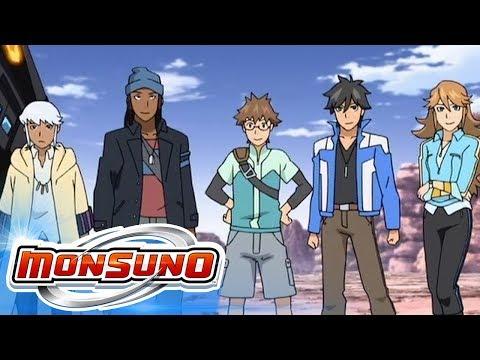 Monsuno | Core-Tech: The Ultimate Team