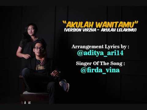 Akulah Wanitamu cover by Firda Vina (Version Virzha - Akulah Lelakimu)