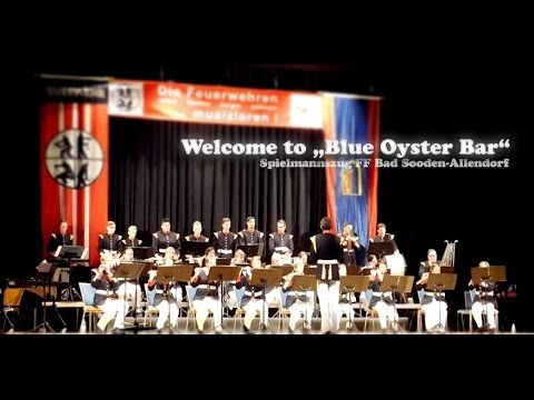 Welcome to Blue Oyster Bar