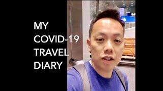 COVID19 TRAVEL DIARY - London TO Kuala Lumpur by Qatar Airways