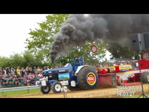 Krumbach 2016 11 3500kg Pro Stock