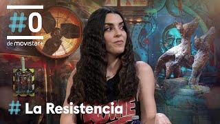 LA RESISTENCIA - Entrevista a Ruth Lorenzo   #LaResistencia 23.02.2021