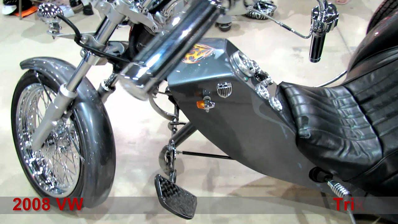 2008 VW Trike 3 Wheeler - YouTube
