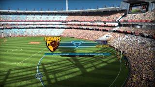 2015 AFL Grand Final - Hawthorn vs West Coast - AFL Live 2