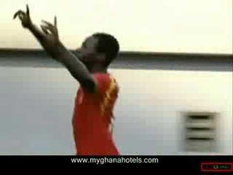 Ghana v Germany part 2