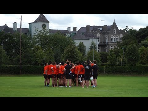 Black Ferns arrive in Dublin