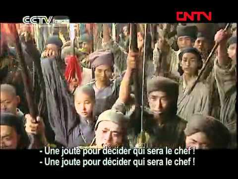 CCTVF - Chine - Fière allure sur Monts et Vaux - 笑傲江湖 - Episode 35