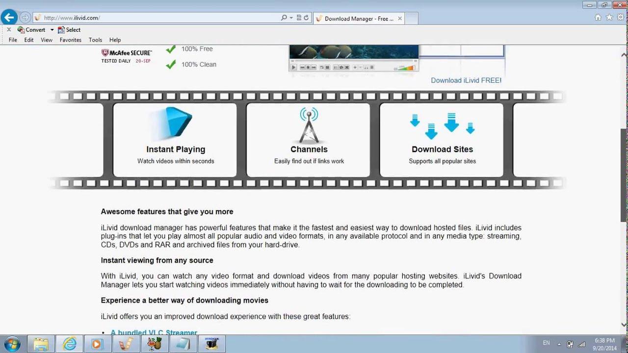 Ilivid for mac and windows alternative video downloader allavsoft.