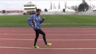 Jak běhat, 1.díl, Co je to běh a z jakých částí se běh skládá