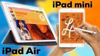 NEW iPad Air and iPad mini launched today!
