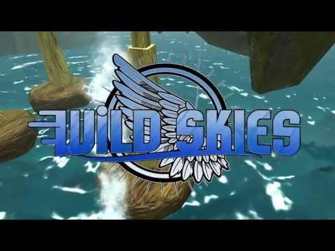 Wild Skies - VR Game Designed for Project Holodeck - Splash Video