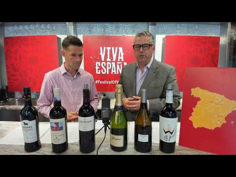 Spanish Wine Picks from the Festival of Wines