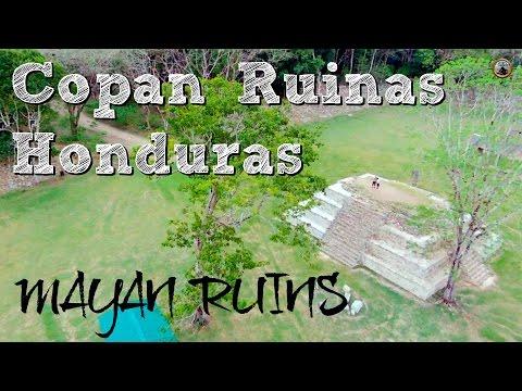 Copan Ruinas Honduras // Mayan Ruins Private Tour