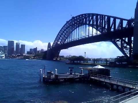 sydney harbour long