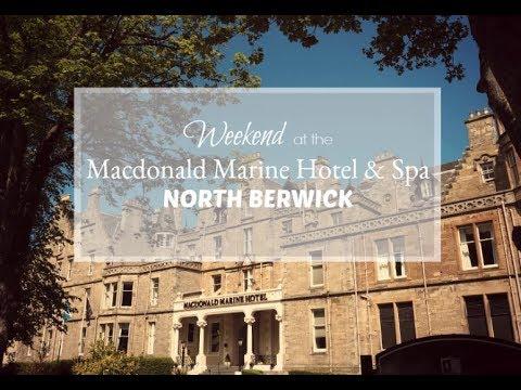 A country retreat: Macdonald Marine Hotel & Spa, North Berwick