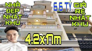 Bán nhà Gò Vấp|Nhà bán Gò Vấp 2019|Bán nhà tphcm|diện tích 4.2×17m|giá rẻ 6.6 tỷ