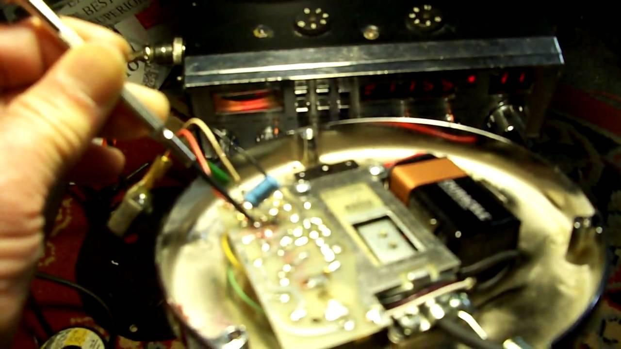 Tweetybird Cb Radio Toys Mod Youtube Bird Whistle Electronic Circuit Diagram Audio Pre Lifier