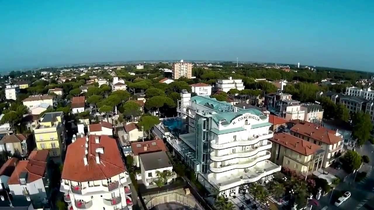 Bagno Conchiglia Cervia : Hotel conchiglia cervia youtube