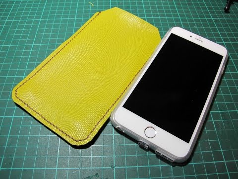 making-a-iphone-6-plus-leather-holster