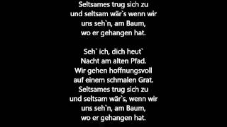 James Newton Howard - The Hanging Tree [Deutsche Übersetzung / German Lyrics]