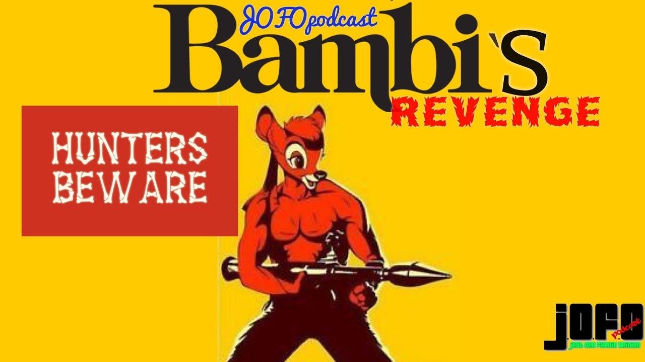 Deadpool x bambi disney