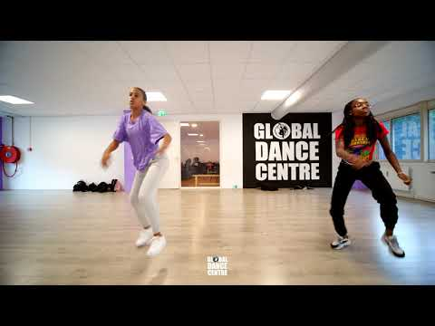 Hope Landu / Afro Dance - Global Dance Centre Amsterdam - 2019