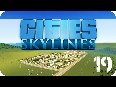 Cities: Skylines - E19 - Metropolis