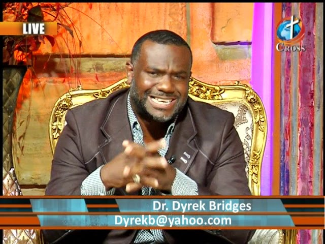 Deeper Dimension Broadcast  Pastor Dyrek Bridges 07-10-2018